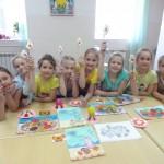 учащиеся 1 класса, преподаватель Коровина Людмила Ивановна