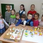 учащиеся 1 класса, преподаватель Кохановская Елена Алексеевна