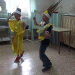 танец в подарок
