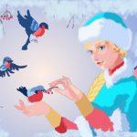 Кормишина Юлия 14 лет Когда приходит Новый год,прилетают снегири